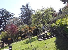 Le Parc Beatrice, Les Vans