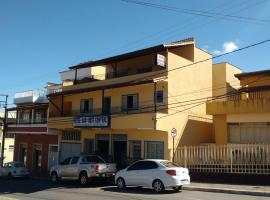 Bar Restaurante e Hotel Central, Cruzília