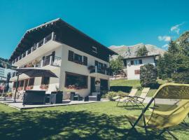 Hôtel Flor'Alpes, Ла-Жьетта