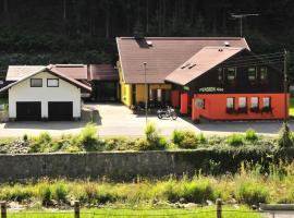 Pension 444, Vrchlabí (Strážné yakınında)