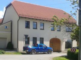 """Ferienwohnung Brunow """"In der Natur Zuhause"""", Neundorf"""