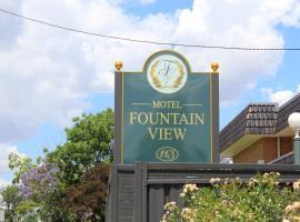 Fountain View Motel, Dubbo (Eschol yakınında)