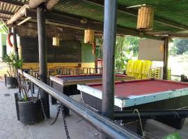 Hostel do Paraguaio, Santos (Cubatão yakınında)