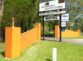 All Seasons Country Lodge, Taree (Sidebottom yakınında)