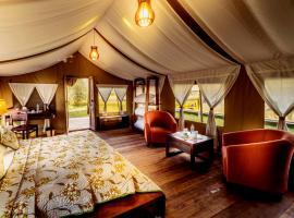 Desert Himalaya Resort, Deskit (рядом с городом Khardūng)