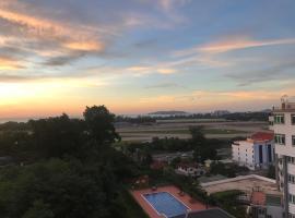 Sunset Seaview Vacation Condos @ Crystal Condo