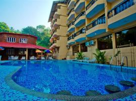 Mint Rendezvous Beach Resort Panjim, Дона-Пола (рядом с городом Orxel)
