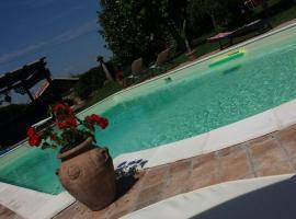 Casa la Quiete, Torgiano
