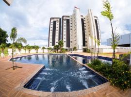Hd Park Hotel, Assis (Palmital yakınında)