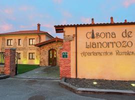 Casona de Llanorrozo Apartamentos Rurales, Oviñana