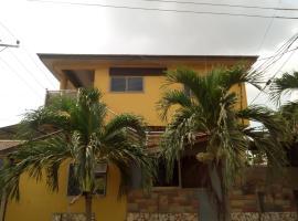 Big Ups hotel, Gbawe (рядом с городом Owuraman)