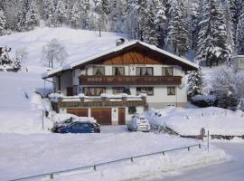 Pension Seeberger, Wald am Arlberg