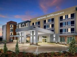 SpringHill Suites by Marriott Belmont Redwood Shores