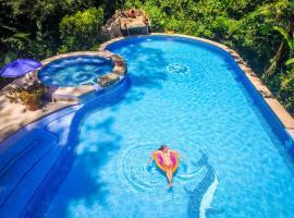 The Goddess Garden Eco-Resort, Cahuita