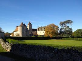 Château De Couanac, Varaire