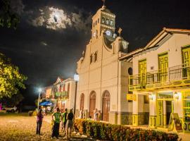 Hotel Cauca Viejo Parasiempre, Jericó