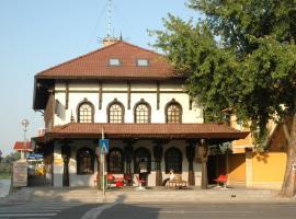 Révkapu Panzió, Мохач (рядом с городом Kölked)