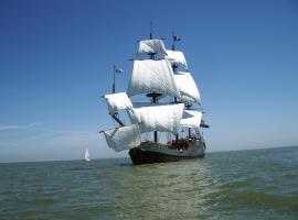 Sailship Soeverein, Alkmaar