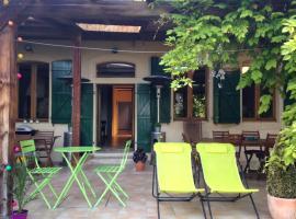 La Maison d'Anouck, Scy-Chazelles (рядом с городом Plappeville)