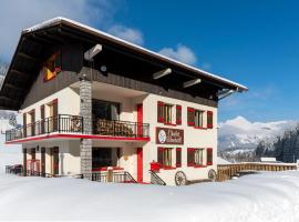 Chalet Bluebell, Les Gets