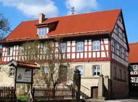 Kilians-Hof, Serrfeld (Friesenhausen yakınında)