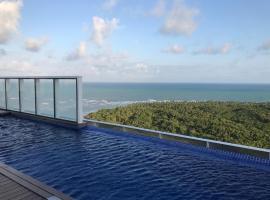 Flat Paiva Home Stay Tryp Pernambuco, Recife (Reserva do Paiva yakınında)