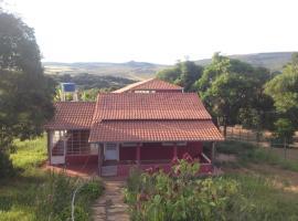Suite em Sítio a 2 km do Centro, Carrancas