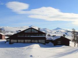 Høvringen Høgfjellshotell, Høvringen