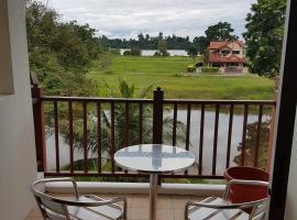 Bukit Merah Lake Front Villa
