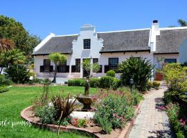 Cape Village Lodge, Durbanville