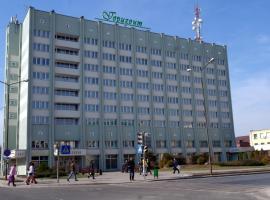 Hotel Gorizont, Baranavichy