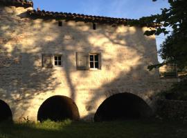 Le Moulin de Carré, Florentin (рядом с городом Labastide-de-Lévis)