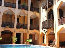 Mizingani Seafront Hotel, Zanzibar Town
