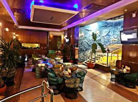 Aquarium Hotel