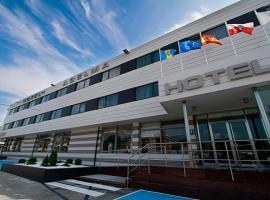 Hotel Adelma, Оснайо (рядом с городом Hoz de Anero)
