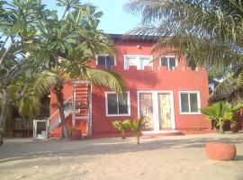 Dreamland Beach Resort, Ada (рядом с городом Anloga)