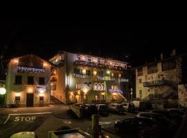 Hotel San Lorenzo, San Lorenzo in Banale (Nembia yakınında)