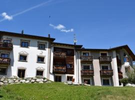 Residence Miragolf, Madulain (La Punt-Chamues-ch yakınında)