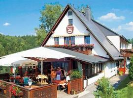 Pension Waldeck, Pobershau