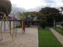HR Chales Pousada, Itapemirim (Cachoeiro de Itapemirim yakınında)