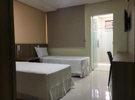 Alencar Hotel, Barreiras