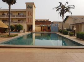 Relax Hotel, Ouagadougou