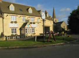 The Chequers, Оксфорд (рядом с городом Cassington)
