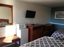Belfair Motel, Belfair (V destinácii Vaughn a okolí)