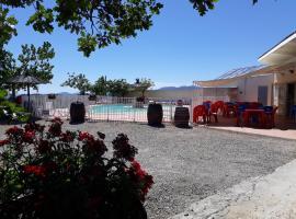 Les Melias, Fos (рядом с городом Vailhan)