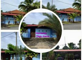 Homestay Cikgu Mama, Baling (рядом с регионом Yala Province)