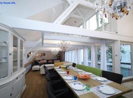 Luxury Apartments Delft XXL, Delftas