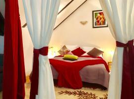 Two Story Studio Apartment Goranka