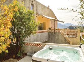 Two-Bedroom Holiday Home in Montegrossu, Montegrosso (рядом с городом Cassano)