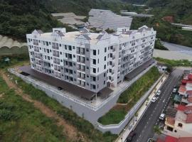 Sekata Apartment, Cameron Highlands